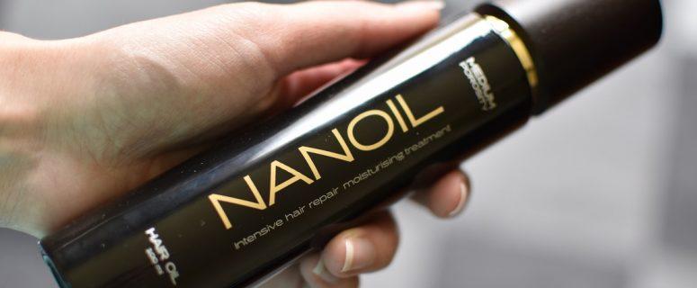 Haarpflege mit Haaröl Nanoil